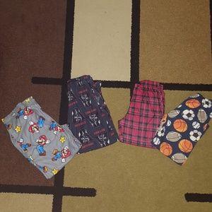 Other - Boy's 5-6 & 7-8 youth sleep pants